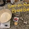 【COVID-19】自宅から一歩も出ない週末:捏ねないパンとスカーレット