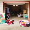 アメリカのガレージセールの様子と購入品公開!