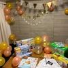 2歳のお誕生日会は1日おうちで引きこもって過ごすバースデーパーティー
