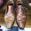 靴磨きとは、、、