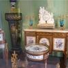 ルーブル美術館♪かわいい家具と食器達〜♪ハネムーン旅行記♪