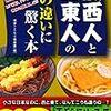 関東と関西の食文化の違い!関西の人は、お好み焼きをおかずにご飯を食べる。