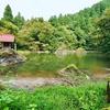 月不見の池(新潟県糸魚川)