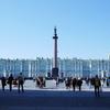 【GW旅2日目・サンクトペテルブルク】フィンランド駅到着からエルミタージュ美術館入館まで!