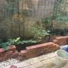 花壇を広げる その2