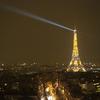 パリの夜景を楽しみたい方へ。エトワール凱旋門から見るエッフェル塔のシャンパンフラッシュが一番おすすめです。【フランス/パリ旅行】
