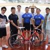 NHK総合「サンドのお風呂いただきます」で日本競輪選手養成所が紹介されます。