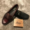 G.H BASS LOAFERS ~松屋銀座~