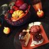 10月お茶のテーブル