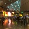 羽田~ドーハ~パリはそこそこ快適。カタール航空のドーハ無料ツアーデスクはココだ!前編:【パリ通信】その43
