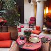 マラケシュで最高にかわいい宿、リヤドブッサ宿泊(2018年モロッコ #7)