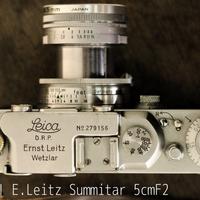 E.Leitz Summitar 5cmF2