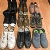 持っている靴全て