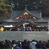 060景 初詣は盛岡八幡宮へ。