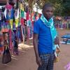 モザンビークの土産物市場(首都マプト編)