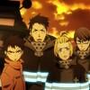 炎炎ノ消防隊 第4話 雑感 声優ミニ特番、番宣意外と楽しみだったのに今回で終わりとか辛いわ。