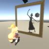 【Unityネタ】鏡に映る3Dモデルを差し替える