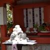 林神社/饅頭のルーツがここに。奈良が饅頭発祥の地であったとは驚きでした。