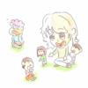【Twitter:29】マリリンゴさんを描こうー!