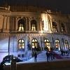 ヨーロッパひとり旅日記 10. プラハ国立オペラ座でオーケストラ。