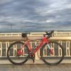 長めの自転車通勤