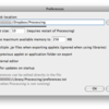 DropBox + Processing