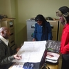 配属先にナミビア大学からインターンの学生が来る!