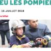 7月15日は消防士に会いに行こう!〜Cité des enfants〜