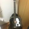 ギターを始めてみました^ ^