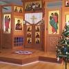 ベビー&ママサロンと教会での祈祷~小さな教会に多くの人々をお迎えしました