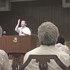 政治スクール「泉明石市長講演」
