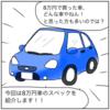 【アメリカ語学留学】8万円で買った車の性能はいかに?