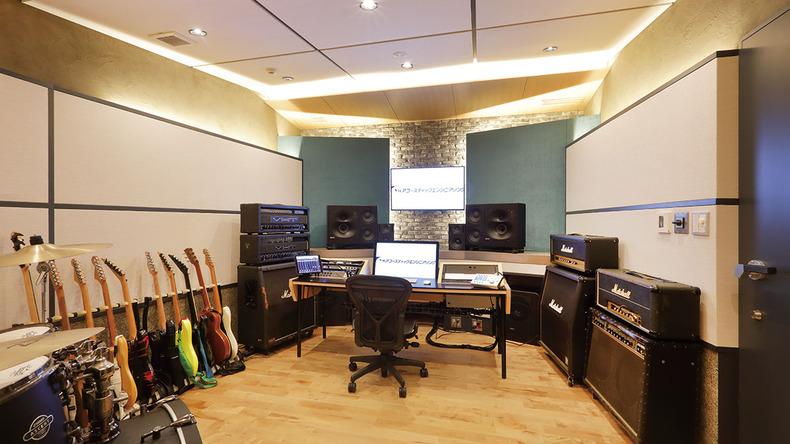 アコースティックエンジニアリングのショールームに見る音楽スタジオ造りの哲学