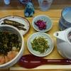 田所食品で高菜明太茶漬け