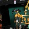 【RG  シナンジュ ガンプラ製作記 <2>】メッキ落としと黒サフ処理とエングレ塗装