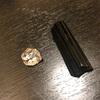 ブラックトルマリンとハーキマーダイアモンド