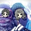 LGBTパートナーと初めての年越しin札幌♪【もぐぷち1年目】
