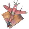 オネアミスの翼 空軍戦闘機 第3スチラドゥ(完成)