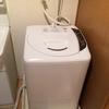 梅雨の臭い対策!洗濯機の排水溝を掃除してみた。