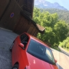 ヨーロッパで野宿生活、車中泊