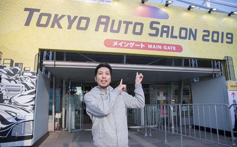 美女、肉、クルマ、いろんな意味で大興奮!初めて「東京オートサロン2019」に行ってみた。
