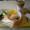 阿佐ヶ谷のカフェ「Caffe Fresco 」