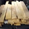 材木を大量に譲ってもらった話