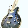 【ギター】次女の誕生とEpiphone Casino  Gary Clark Jr Signature  Blak&Blu