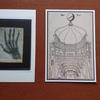 インターメディアテクとその絵葉書とアフリカ美術