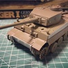 TAMIYA 1/48 ドイツ陸軍 重戦車 タイガーI 初期生産型 製作記 PART1