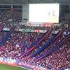 広島の帰陣が速すぎる。くやしい敗戦。/FC東京vsサンフレッチェ広島@味の素スタジアム