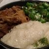 夏のヘルシーメニュー【麦とろ牛皿御膳】を食べた