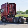 SCANIA Lift Axle Tractor Head