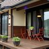 【軒・庇】=日差しのコントロール、雨風から外壁を守って長持ちさせるなど、知られざるその効果。